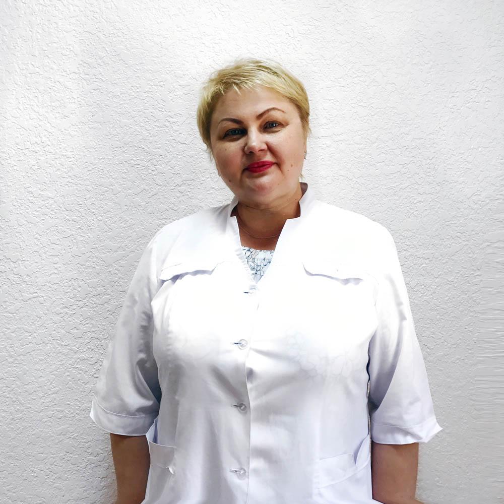 Пидяш Наталья Александровна